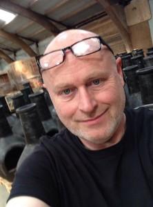 Peter selfie